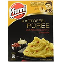 Pfanni Kartoffelpüree mit Räucherspeck & Zwiebeln 2x2 Portionen