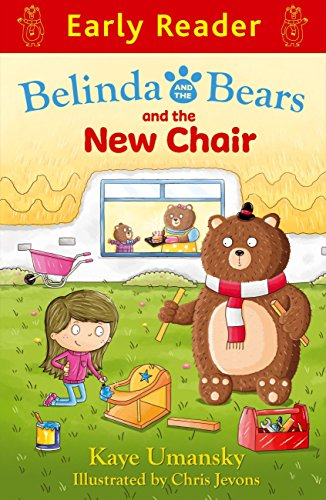 Belinda and the bears and the new chair