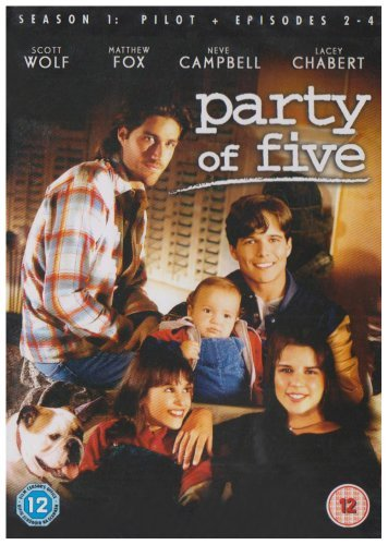 Party Of Five - Series 1 - Pilot And Episodes 2 - 4