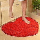 XINQING die toilette eau de toilette matte fußabtreter hochzeit teppich mats 70 * 80 cm,des