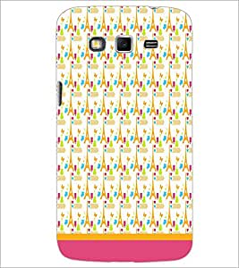 SAMSUNG GALAXY GRAND 2 PATTERN Designer Back Cover Case By PRINTSWAG
