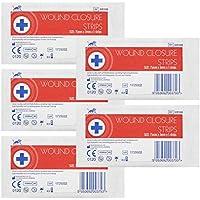 Blue Lion sterile Wundverschlussstreifen, 3 mm x 75 mm, 25 Stück preisvergleich bei billige-tabletten.eu