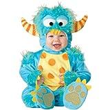 Lil' - Disfraz de monstruo para bebé, talla 6 - 12 meses (6024S 6-12M)