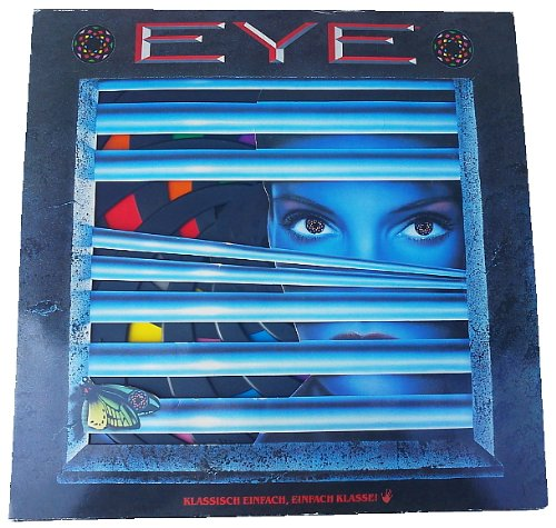 EYE - Eines der ungewöhnlichsten Spiele der Welt