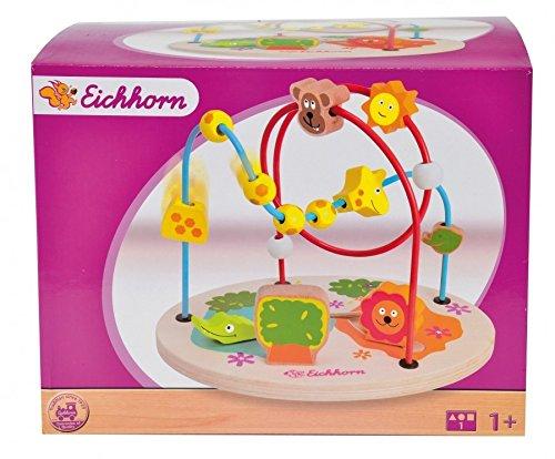 Eichhorn - 100003708 - Jouet à perles - Safari