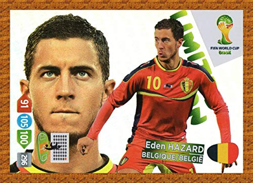 FIFA World Cup 2014 - Eden Hazard (Belgium) Limited Edition ()