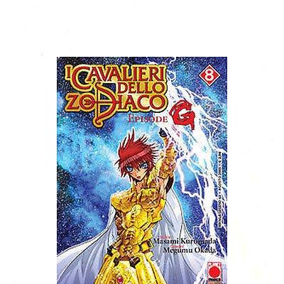 Usato, I Cavalieri dello Zodiaco Episode G n. 8 di Kurumada, usato  Spedito ovunque in Italia