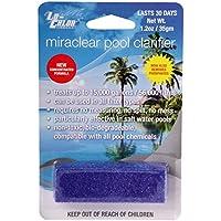 Lo-Chlor Miraclear Cube 35: Gel Sólido Que clarifica y Aumenta la Transparencia del Agua Piscina. 35 gr