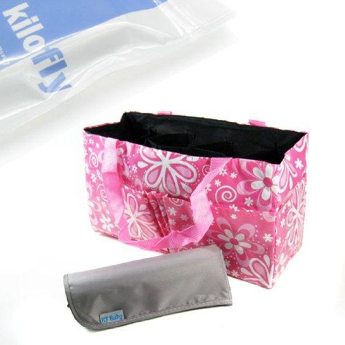kf-baby-diaper-bag-insert-organizer-pink