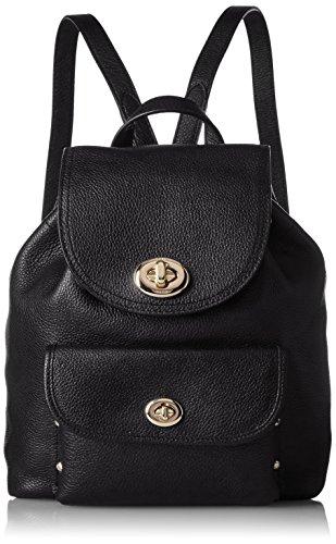 coach-mini-turnlock-ports-dos-femme-noir-black-light-gold-black-one-size