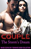 Couple The Storm's Dream: Mixed Couple M-F Romance Book Collection (English Edition)