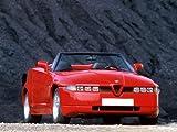 Alfa Romeo SZ Poster Print A3 420x297mm AL13A3
