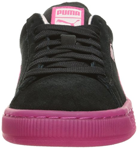 Beterraba Faux Lfs rosa Jr Sneakers De de roxo Preta Puma Gelado Camurça Camurça w7qfSSxX