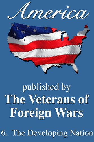 america-the-developing-nation-america-great-crises-in-our-history-told-by-its-makers-book-6-english-