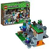 LEGO Minecraft The Zombie Cave 21141 - Kit de construcción (241 Piezas)
