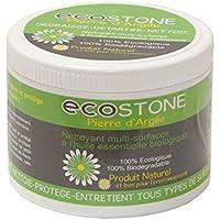 Ecostone Pietra di argilla GLO5923 - Detergente multi-superficie, disincrosta e rimuove il grasso, 500 g