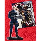 Figura de Plomo Marvel Figurine Collection Nº 63 Cable
