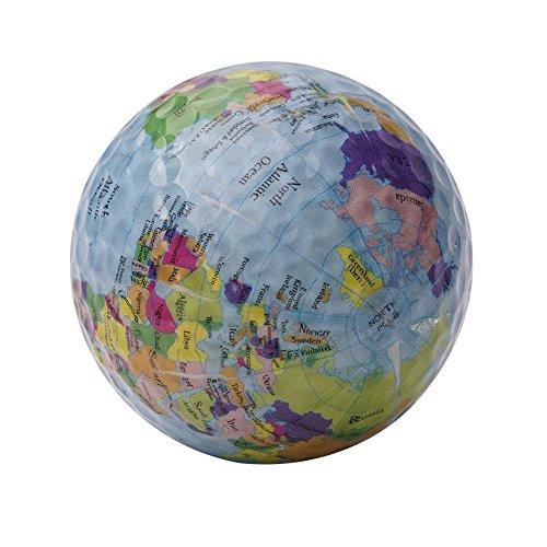 Romancy Golf Simulations Kugel Golf Aufkleber Kristallkugel Golf Geschenk Ball