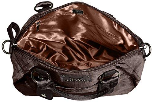 Sansibar Mayenne B-945 MY 64 Damen Shopper 39x37x16 cm (B x H x T) Braun (Chocolate)