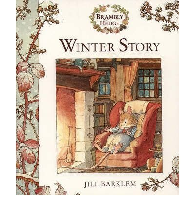 Winter Story  by  Jill Barklem