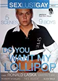 Sex MOVIE DVD GAY Do you want my lollipop SEX LUST GAY slg004