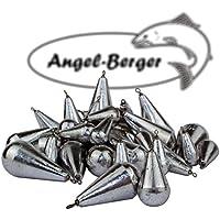 Angel Berger Birnenblei mit Wirbel Angelblei Blei