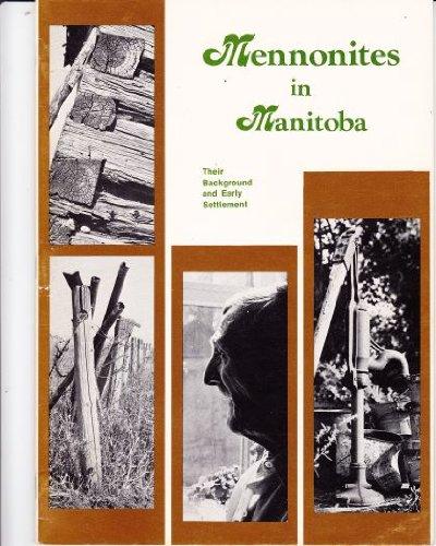 Mennonites in Manitoba