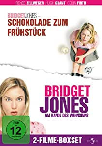 Bridget Jones - Schokolade zum Frühstück / Bridget Jones - Am Rande des Wahnsinns [2 DVDs]