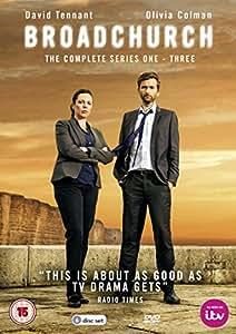 Broadchurch - Series 1-3 [DVD]