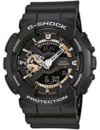 Casio Herren-Armbanduhr XL G-Shock Style Series Chronograph Quarz Resin GA-110RG-1AER