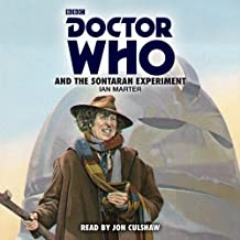Doctor Who and the Sontaran Experiment: A 4th Doctor novelisation (Dr Who)