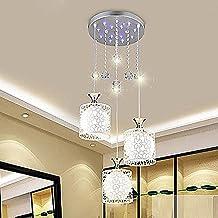 Lampadari Da Salone Moderni.Amazon It Lampadari Moderni Da Soggiorno