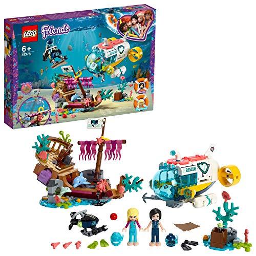 LEGO -La Mission de Sauvetage des Dauphins Friends Jeux de...