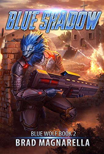 Blue Shadow (Blue Wolf Book 2) (English Edition) eBook: Brad ...