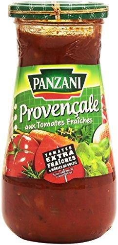 Panzani Sauce Tomate Pour Pâte Provençale aux Tomates Fraîches