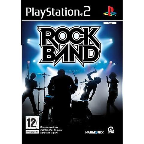Rock Band - Game Only (PS2) [Edizione: Regno Unito]