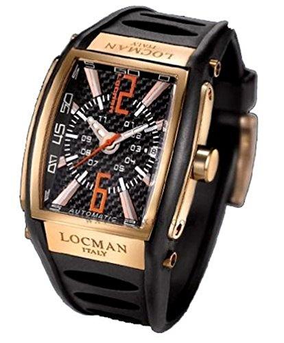 Locman 02635NCBNOR5BKK Montre à bracelet pour homme