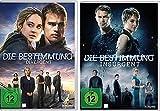 Die Bestimmung - Divergent und Insurgent (Teil 1 + 2) im Set - Deutsche Originalware [2 DVDs]