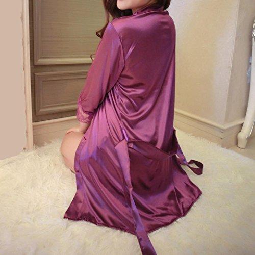 erthome - Survêtement - Femme taille unique Violet