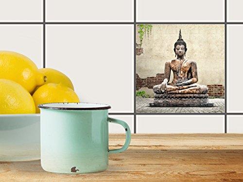 fliesenfolie-selbstklebend-15x15-cm-1x1-design-relaxing-buddha-erholung-klebefolie-kuche-bad