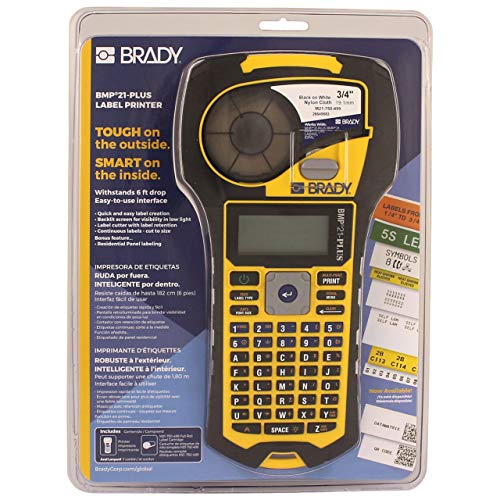 Brady-bmp21-plus Drucker Blister Pack-Label Drucker, Thermo-, Handheld, bmp21-plus