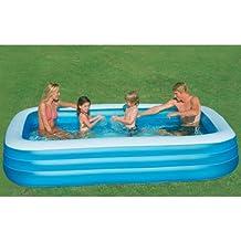 Swimmingpool aufblasbar rechteckig  Suchergebnis auf Amazon.de für: Pool aufblasbar groß