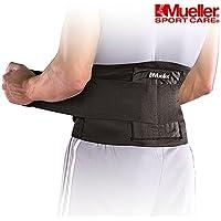 Rückenstützgürtel–Mueller Haltung Unterstützung Rückenstütze für den unteren Rücken. Verstellbarer mit flexibler... preisvergleich bei billige-tabletten.eu