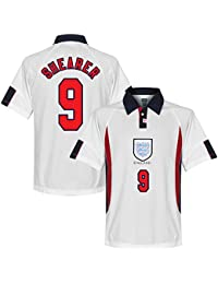 Amazon.co.uk  Score Draw Official Retro - Shirts   Tees   Sportswear ... 73ce19a3c