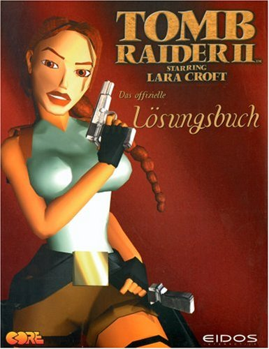 Tomb Raider 2 - Offizielles Lösungsbuch [Importación alemana]