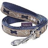 Bobby Kyrielle Dog Leash, Small, Blue