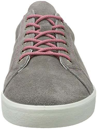 Ricosta Julie, Sneakers basses fille Grau (Graphit)