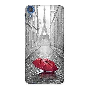 Ajay Enterprises Advance Umbrella Back Case Cover for HTC Desire 820
