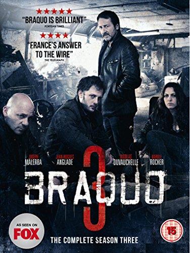 Bild von Braquo Series 3 [Blu-ray] [UK Import]