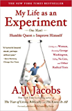 My Life as an Experiment (English Edition)